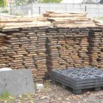 skład drewna kominkowego