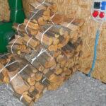 drewno opałowe w siatkach w Gliwicach