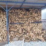 sezonowane drewno kominkowe